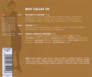 50 Best Maria Callas