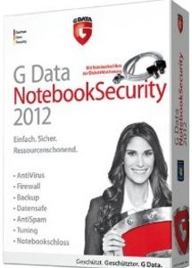 G Data NotebookSecurity 2012