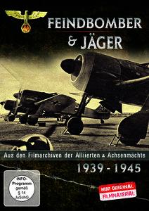 Der 2.Weltkrieg-Feindbomber & Jäger
