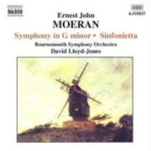 Symphonie In g-moll/Sinfonietta