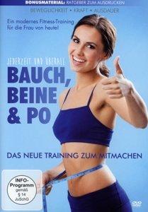 Bauch,Beine & Po-Training Zum Mitmachen