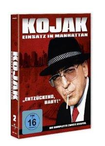 Kojak - Einsatz in Manhattan. Staffel 2