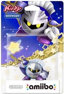 Amiibo Kirby Collection - Meta Knight