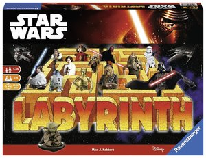 Star Wars Labyrinth Familienspiele