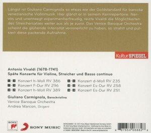 KulturSPIEGEL: Die besten guten-Violin Concertos