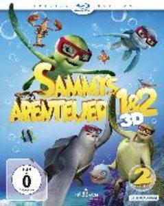 Sammys Abenteuer 1 & 2 3D