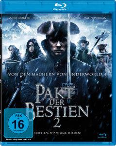 Pakt der Bestien 2 (Blu-ray)