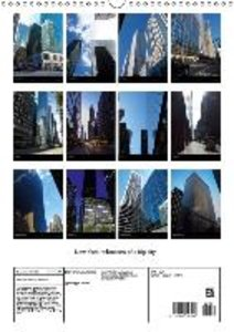 New York reflections of a big city (Wall Calendar 2015 DIN A3 Po