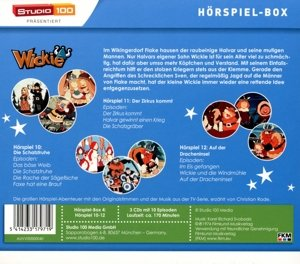 Hörspiel Sammelbox 4 (3 CDs)