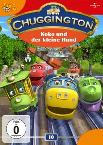Chuggington Vol.10: Koko und der Kleine
