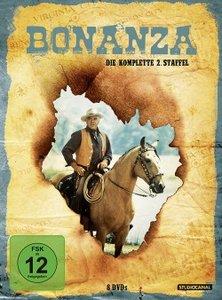 Bonanza - Die komplette 2. Staffel