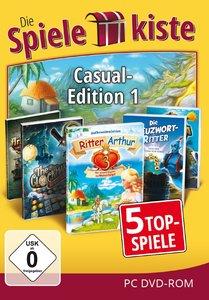 Riesen-Spielebox: 5 Casual-Spiele