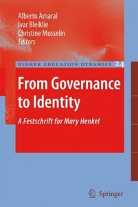 From Governance to Identity
