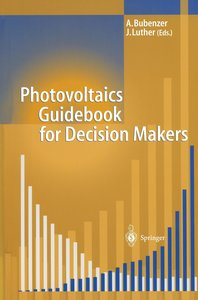 Photovoltaics Guidebook for Decision-Makers
