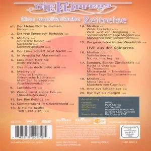 Die Flippers - Eine musikalische Zeitreise