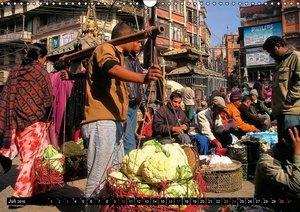 Nepal - das Dach der Welt (Wandkalender 2016 DIN A3 quer)
