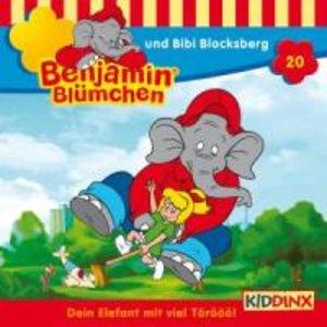Benjamin Blümchen 020 und Bibi Blocksberg