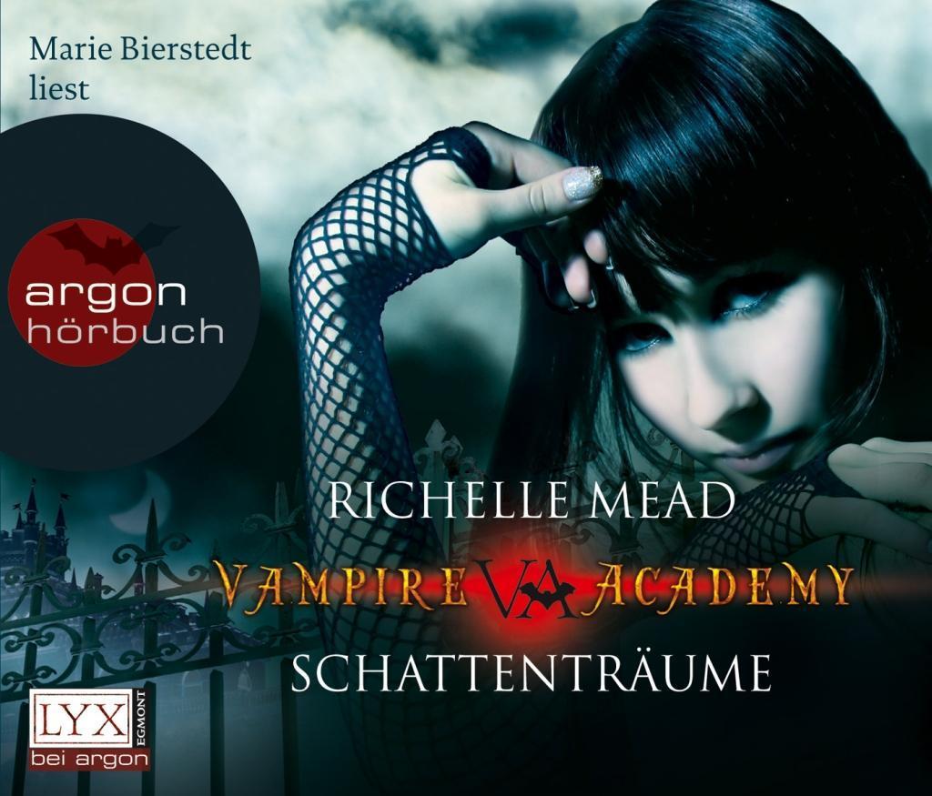 Vampire Academy 03. Schattenträume - zum Schließen ins Bild klicken