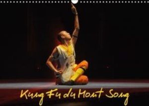 Kung Fu du Mont Song (Calendrier mural 2015 DIN A3 horizontal)