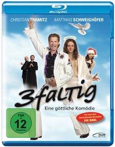 3faltig-Blu-ray Disc