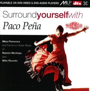 Paco Pena-Misa Flamenco and Fla