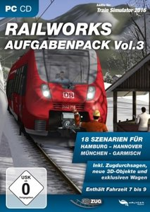 Train Simulator 2015 - RAILWORKS Aufgabenpack Vol. 3