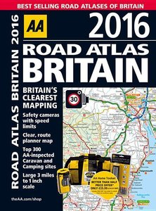 Road Atlas Britain 2016