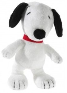Heunec 587076 - Peanuts Snoopy, Maskottchen, 15 cm