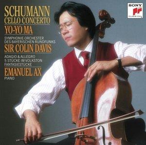 Cello Concerto/Adagio & Allegro/Fantasiestücke