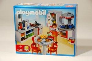PLAYMOBIL® 4283 - Große Wohnküche