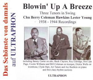 Blowin' Up A Breeze-Three Tenors In Swing