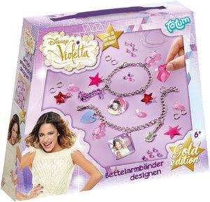 Totum Disney Violetta Bettelarmbänder designen