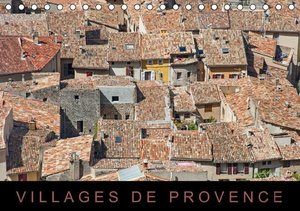 Ristl, M: Villages de Provence (AT-Version) (Tischkalender 2