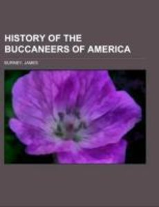 History of the Buccaneers of America