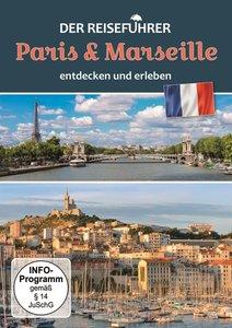 Der Reiseführer Paris und Marseille