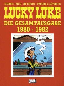 Lucky Luke: Gesamtausgabe 1980-1982