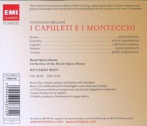 I Capuleti Ed I Montecchi