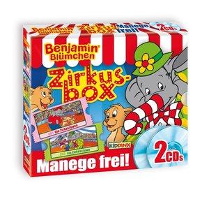 Benjamin Blümchen. Zirkus-Box