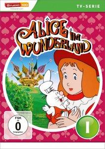 Alice im Wunderland DVD 1 (TV-Serie)