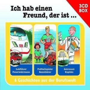 Berufeserie-3-CD Hörspielbox Vol.1