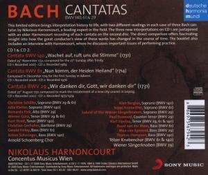 Kantaten BWV 29,61 & 140