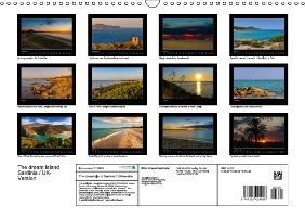 The dream island Sardinia / UK-Version (Wall Calendar 2015 DIN A - zum Schließen ins Bild klicken