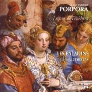 Lecons de Tenebre/Duetti per la Passione