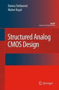 Structured Analog CMOS Design