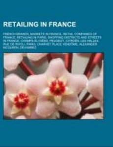 Retailing in France