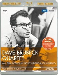 Dave Brubeck Quartet 24.04.60 Essen,Grugahalle