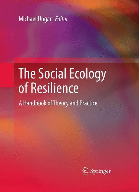 The Social Ecology of Resilience - zum Schließen ins Bild klicken