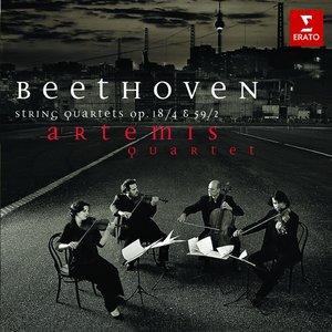 Streichquartette Opp.59,2/18,4