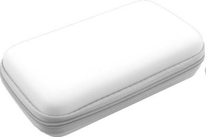 2in1 NDSL/DSi Wallet, White