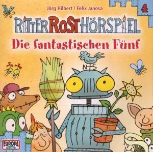 Folge 04/Die fantastischen Fünf